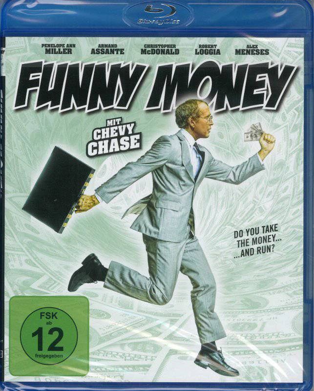 Calm And Cool In Chevy Chase In 2019: 10x FUNNY MONEY Mit Chevy Chase Blu-Ray Kaufen
