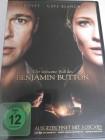 Der seltsame Fall des Benjamin Button – Brad Pitt, Blanchett