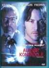 Ausser Kontrolle DVD Keanu Reeves, Morgan Freeman NEUWERTIG