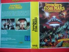 Invaders from Mars ... Jimmy Hunt, Helen Carter ...  VHS !!!