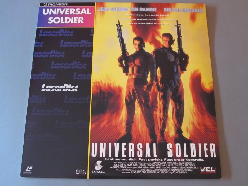 Universal Soldier  ( LaserDisc )