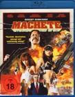 MACHETE Blu-ray - Robertt Rodriguez Danny Trejo Kracher