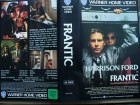 Frantic ...  Harrison Ford, Betty Buckley  ...  VHS !!!