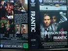 Frantic ...  Harrison Ford, Betty Buckley  ...  VHS !!!