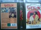 Shogun ...   Richard Chamberlain, Toshiro Mifune ... VHS !!!