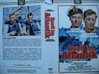 Duell im Atlantik ... Curd Jürgens, Robert Mitchum ...  VHS