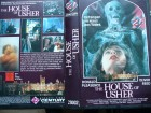 The House of Usher ... Oliver Reed  ... Horror - VHS !!!