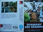 Diamant des Grauens ... Klaus Kinski  ...  Horror - VHS !!!