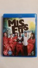 Blu-Ray ** Misfits - Series 4 *Uncut*UK*RAR*Season 4*