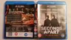 Blu-Ray ** Seconds Apart *Uncut*UK*Horror*After Dark*RAR*