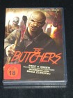 The Butchers DVD - gacy - dahmer - gein - fish - zodiac
