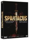 Spartacus - Die komplette Staffel - Uncut - DVD