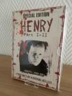 Henry 1 + 2 - DVD - Uncut - Schuber