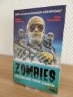 Zombies - Die aus der Tiefe kamen - DVD - Große Hartbox