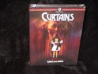 Curtains - Wahn ohne Ende - Mediabook - Blu-Ray + DVD - Neu