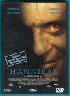 Hannibal DVD Anthony Hopkins, Julianne Moore NEUWERTIG