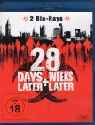 28 DAYS + 28 WEEKS LATER 2x Blu-ray Box Danny Boyle Zombies