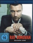 RAY DONOVAN Season 1 - 6x Blu-ray Box - super Serie!
