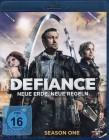 DEFIANCE Staffel 1 - 4x Blu-ray Box - klasse SciFi Serie