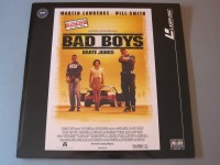Bad Boys  ( LaserDisc )