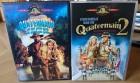 Quatermain 1+2 - DVD