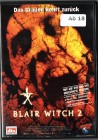 BLAIR WITCH 2 - BOOK OF SHADOWS !!!!!!