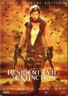 RESIDENT EVIL - EXTINCTION !!!! 2 DVD STEELBOOK
