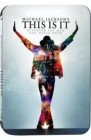 Michael Jackson - This is it- Metalcase DVD            (X)