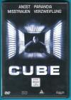 Cube DVD Nicole de Boer, Wayne Robson sehr guter Zustand