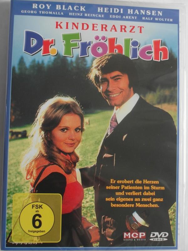 Kinderarzt Dr.Fröhlich - Landarzt Roy Black, Eddi Arent