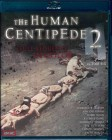 The Human Centiprde 2 in FARBE - Blu Ray