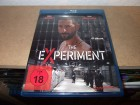 The Experiment Blu Ray Disc