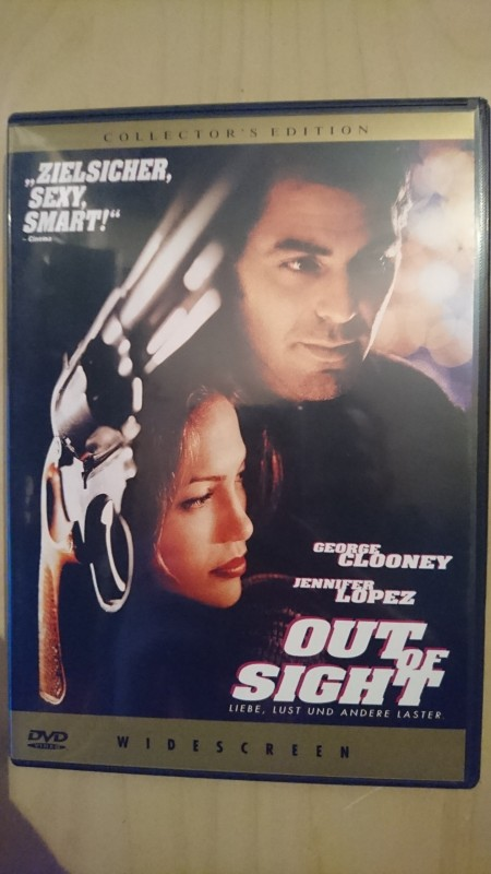 Out of Sight DVD