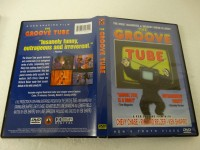 THE GROOVE TUBE DVD Chevy Chase /// RARITÄT