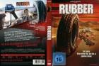 RUBBER - Abgedrehter Trash - Splatter - Uncut/Deutsch - DVD