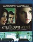 SMALL TOWN SECRET Blu-ray - klasse Kleinstadt Thriller