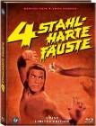 4 STAHLHARTE FÄUSTE - TVP 3Disc DVD/BD Mediabook Lim 1000OVP
