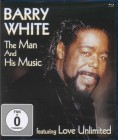 Barry White The man and his Music - Blu-ray    (X)