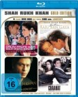Shah Rukh Khan Gold Edition 4 Filme - Blu-ray   (X)