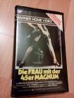 DIE FRAU MIT DER 45er MAGNUM - VHS - RARITÄT - WARNER