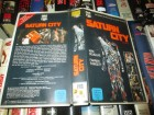 VHS - Saturn City -  Kirk Douglas - Farrah Fawcett