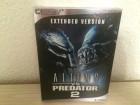 Aliens vs. Predator 2 - Extended Version - Century³ 3 Disc !
