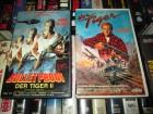 VHS - Der Tiger - Teil 1 + 2 - Gary Busey - VCL