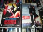 VHS - ACTION JACKSON - Teil 1 + 2 - Carl Weathers - VCL