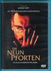 Die neun Pforten DVD Johnny Depp sehr guter Zustand