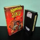Kommando Siku * VHS * SUNRISE VIDEO