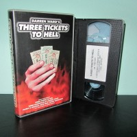 Three Tickets to Hell * VHS * 3 Shortfilms by Darren Ward