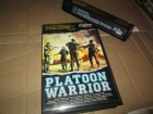 VHS - Platoon Warrior - Skyline Video Rarität