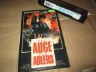 VHS - DAS AUGE DES ADLERS - GEISELGASTEIG HARDCOVER