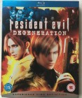 Resident Evil Damnation - uncut Bluray - Splatter-Action